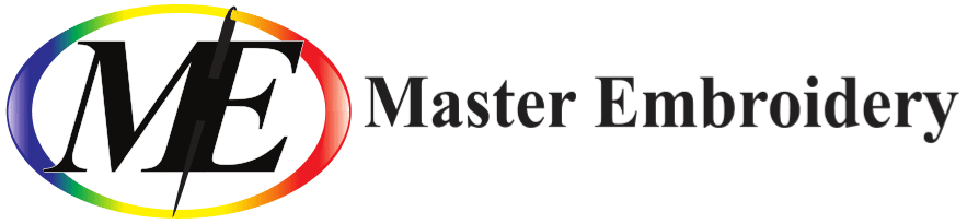 Master Embroidery logo
